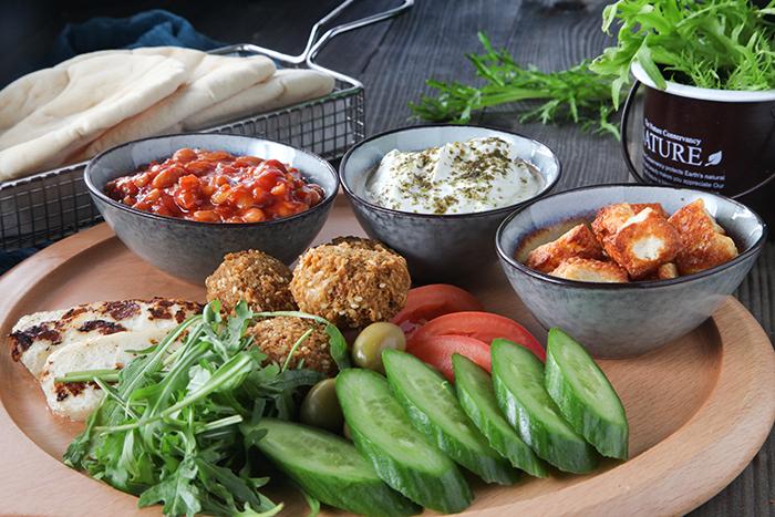 Arabic Breakfast AED50