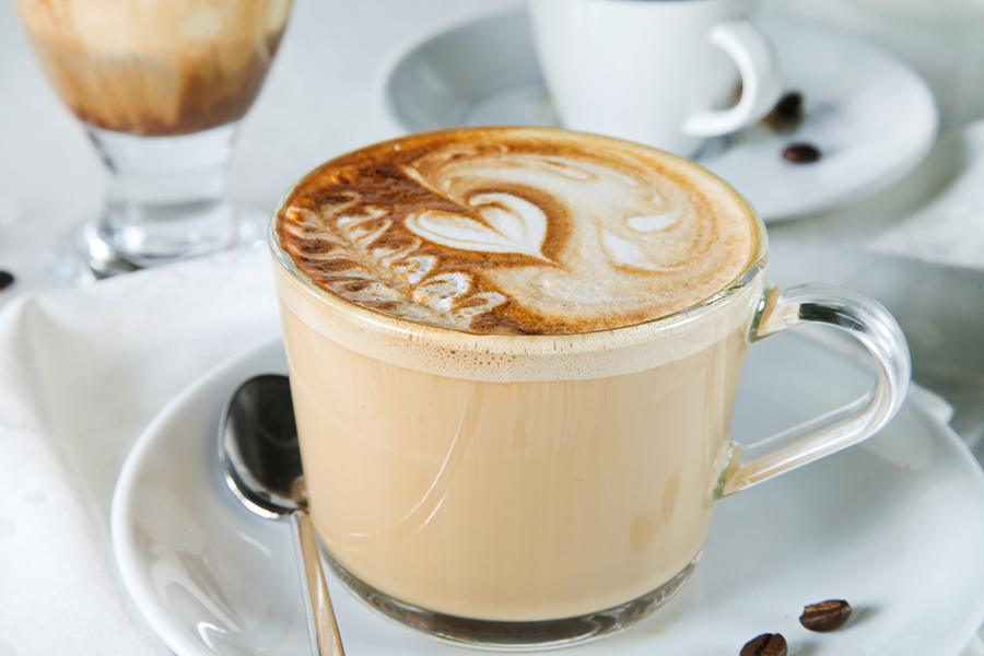 Cafe Latte AED19