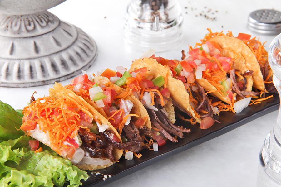 Chimichuri Beef Tacos