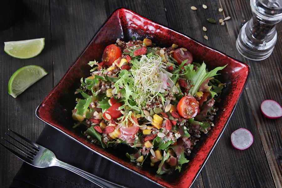 Superfood Quinoa Salad