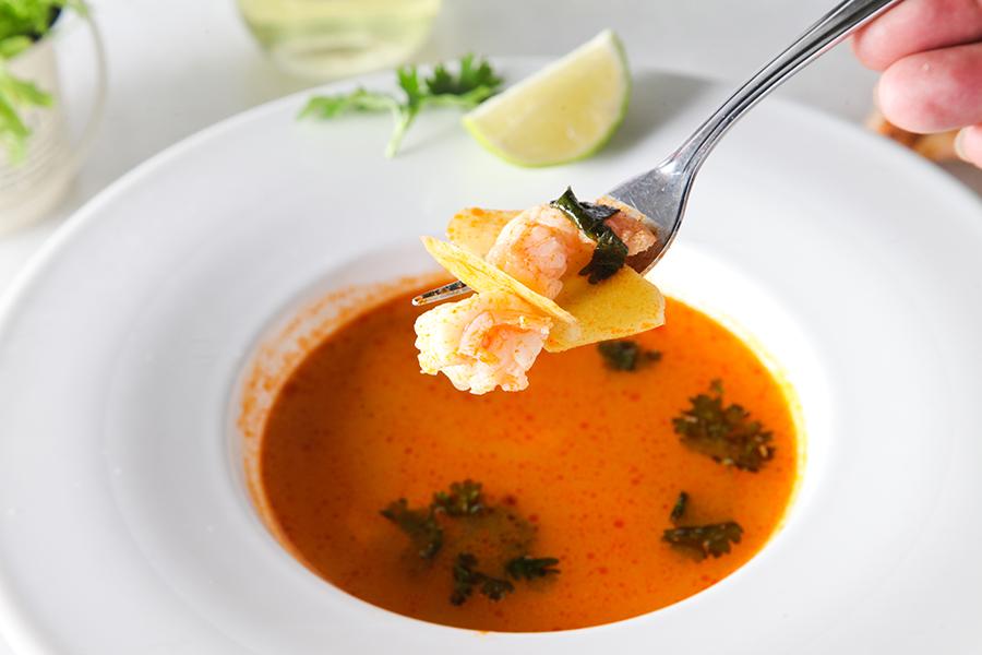 Thai Tum Yum Soup